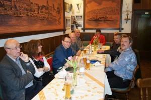Jahreshauptversammlung am 14. April 2012