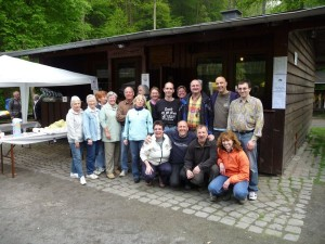 Grillfest am 1. Mai 2009
