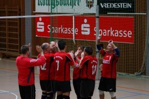 Saisoneröffnungsturnier der Volleyballer am 4.9.2010