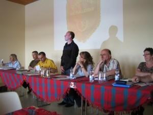 Jahreshauptversammlung am 09. April 2011