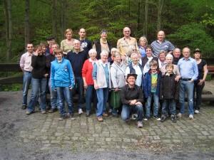 Grillfest am 1. Mai 2012