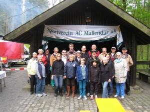 Grillfest am 1. Mai 2013