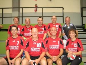 Saisoneröffnungsturnier der Volleyballer am 27.8.2011