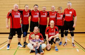 Volleyballspieltag am 03.02.2018 in Urbar
